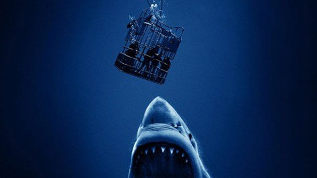 Open water 3 cage dive poster rises from the depths of the photoshop sea dread central - Open water 3 cage dive ...
