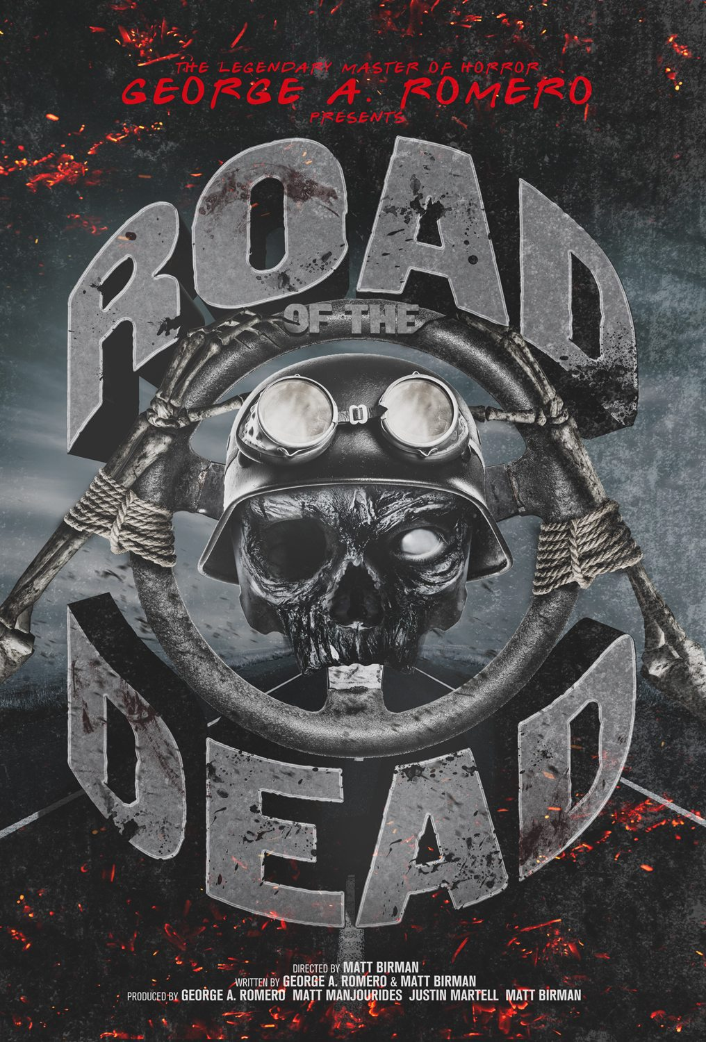 road of the dead poster - Exclusive: Matt Birman Talks George Romero and Road of the Dead at Frontières