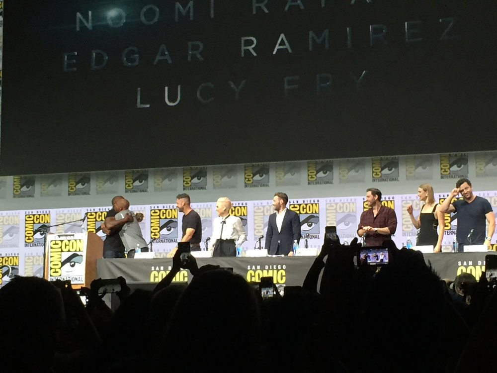 sdcc bright15 - #SDCC17: Netflix Wins Hall H on Day 1! See the Death Note Panel and the Bright Trailer!