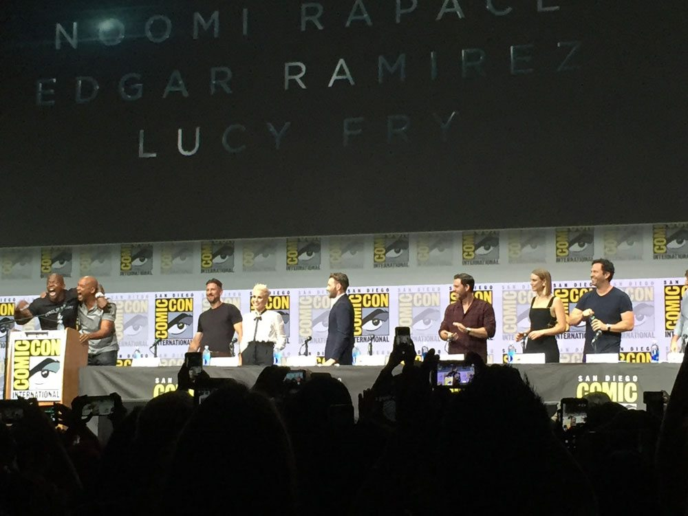 sdcc brightmain - #SDCC17: Netflix Wins Hall H on Day 1! See the Death Note Panel and the Bright Trailer!