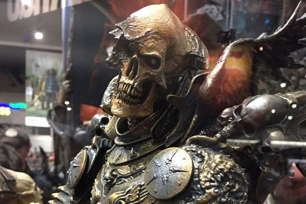 sdcc17 courtofthedead s - #SDCC17: Bow Before Sideshow's Court of the Dead; New Hulk, Aliens, and More!
