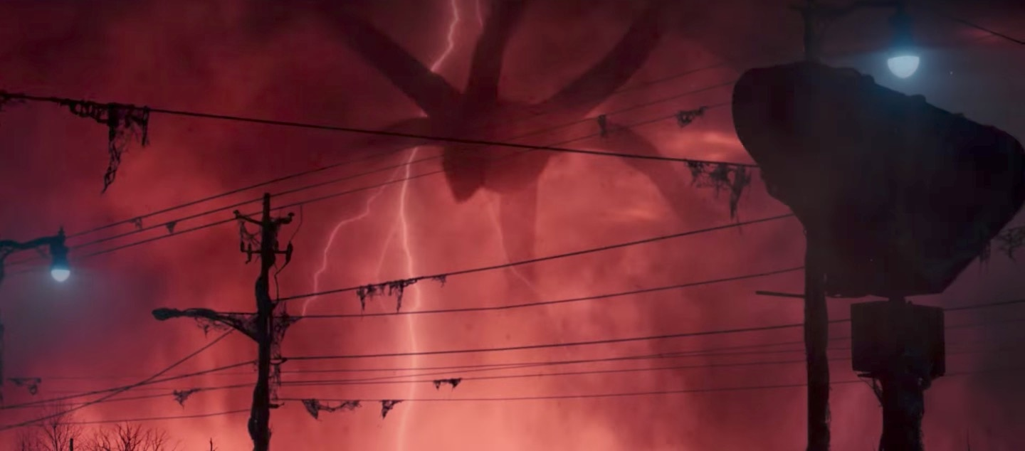 New Stranger Things Images; Shadow Monster Dissected