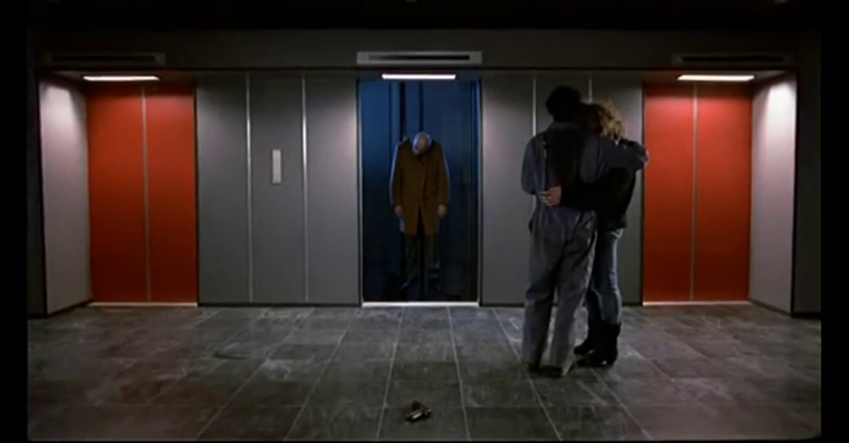 theliftbanner - Blue Underground to Release Dutch Thriller The Lift