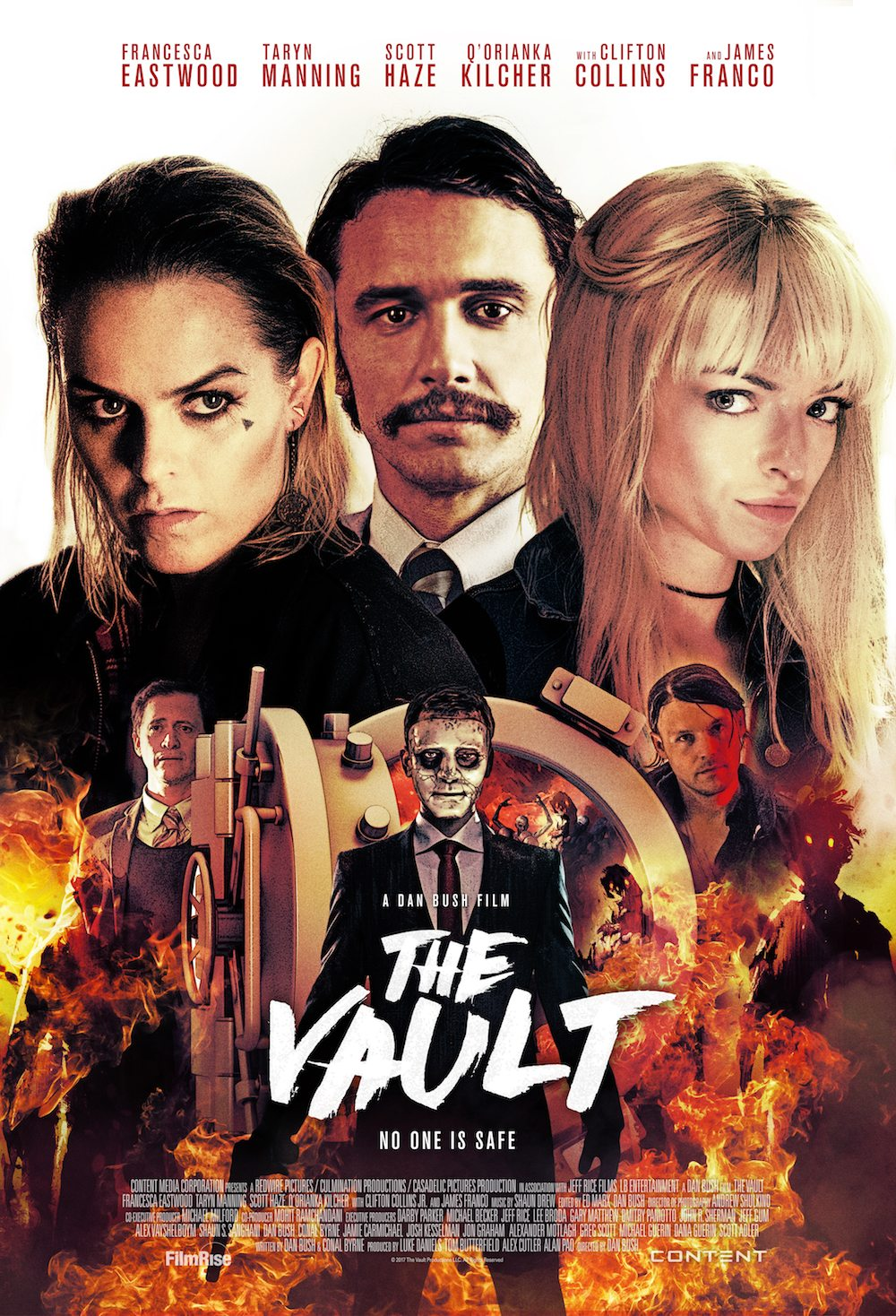 thevaultposter - The Vault Opens With a New Clip and Stills