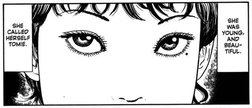 tomie4 - Living Dead Girl: A Character Study of Junji Ito's Tomie