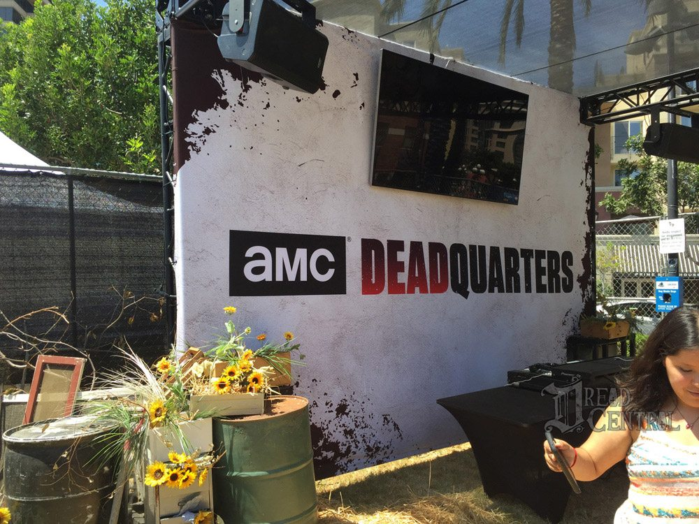 twd dq 1 - #SDCC17: We Took on The Walking Dead Encounter and Lived to Tell About It!