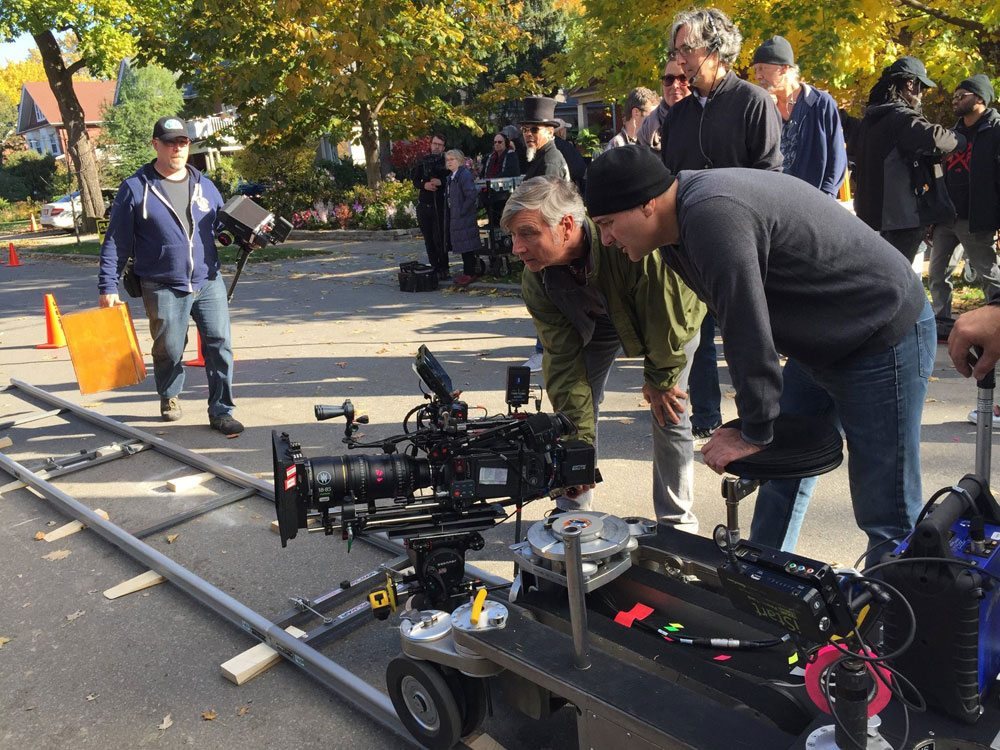 wishupon leonetti onset - Wish Upon Set Visit Report - Hear from Stars Joey King, Shannon Purser, and Sydney Park and Director John R. Leonetti