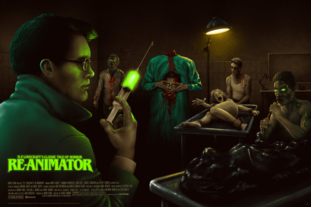 2Adam Rabalais Re Animator Regular med web2 1024x683 - DC's The Devil's Muse: Artist Spotlight - Adam Rabalais