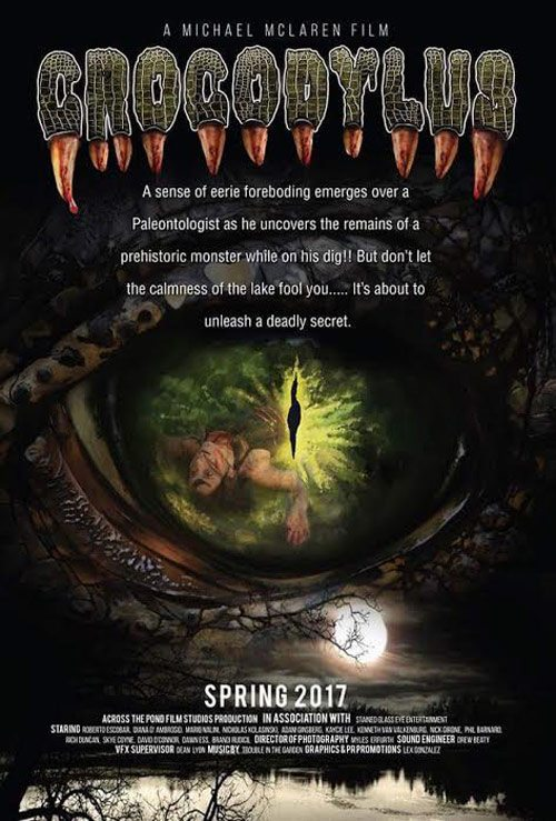 Crocodylus - Exclusive: Take a Big Bite Out of the Crocodylus Trailer Before It Takes a Bite Out of You