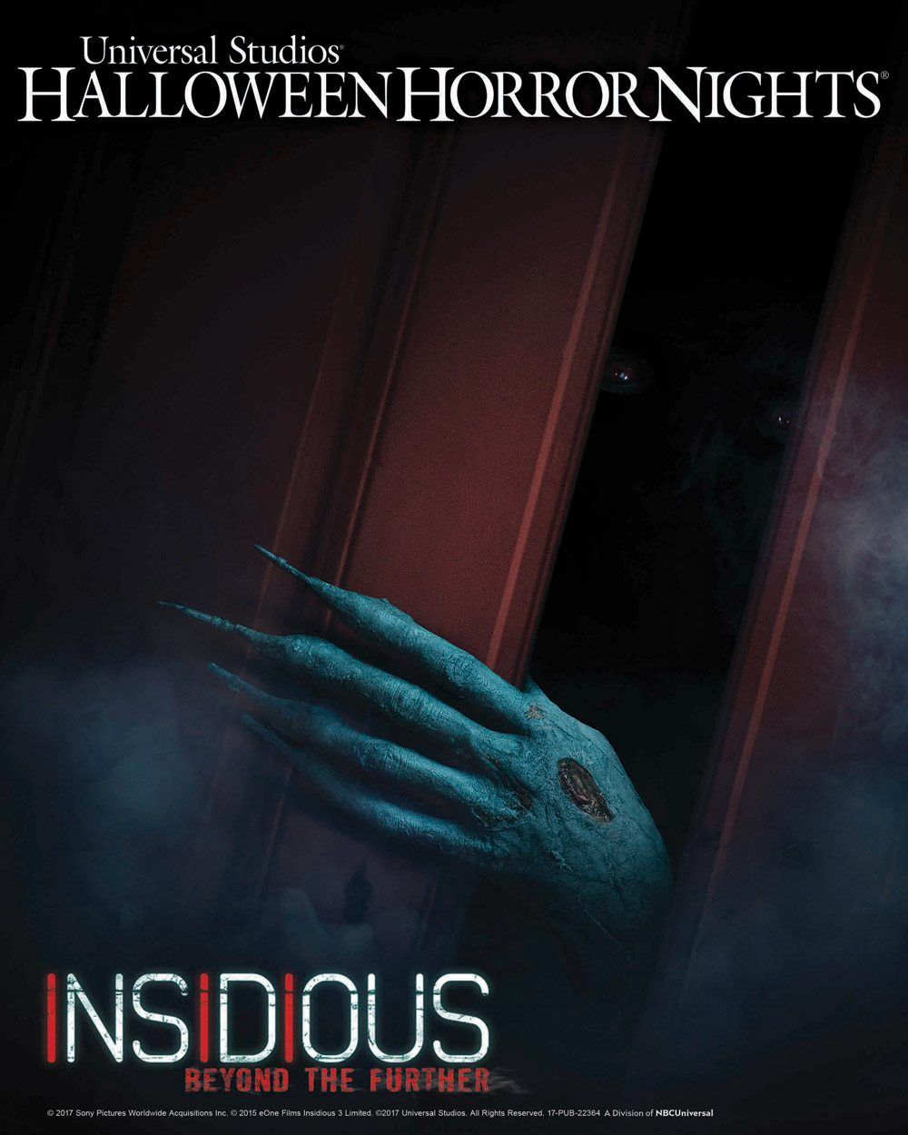 Insidious hhn - Universal Studios Hollywood Unleashes Insidious: Beyond the Further Maze for Halloween Horror Nights