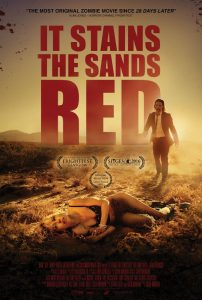 ItStainsTheSandsRed 202x300 - It Stains the Sands Red (2017)