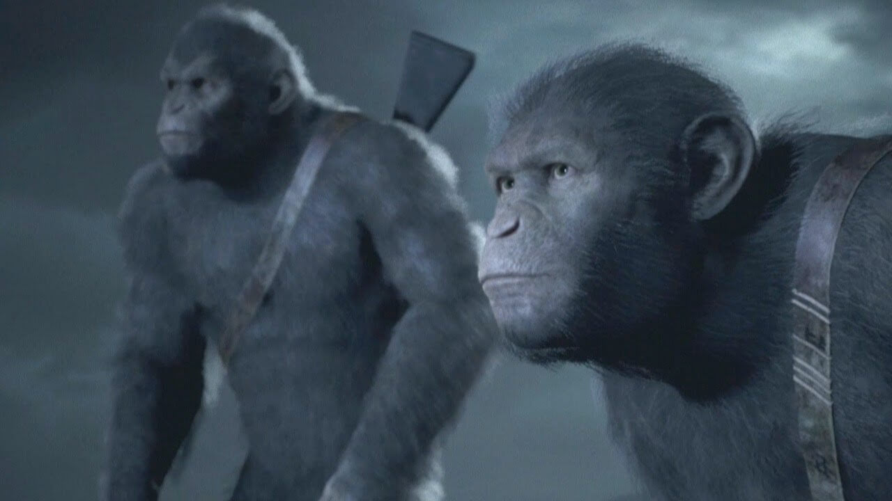 Planet of the Apes Last Frontier 1 - Planet of the Apes: Last Frontier Video Game Announced