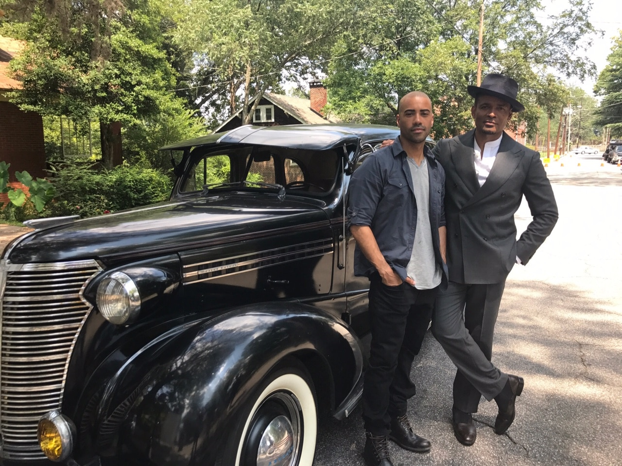Superstition 11427 - Syfy Kicks Off Principal Photography on New Series Superstition