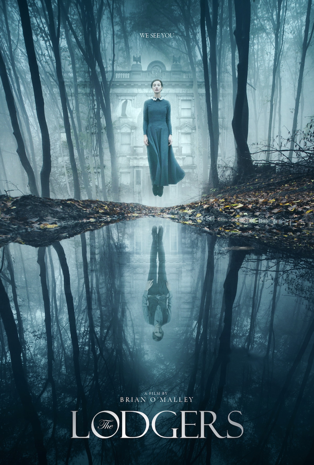 THE LODGERS FINISH KEY ART - Dread Central Presents The Lodgers - Vegas Screening and Wider Release