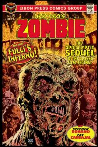 Zombie Issue 5