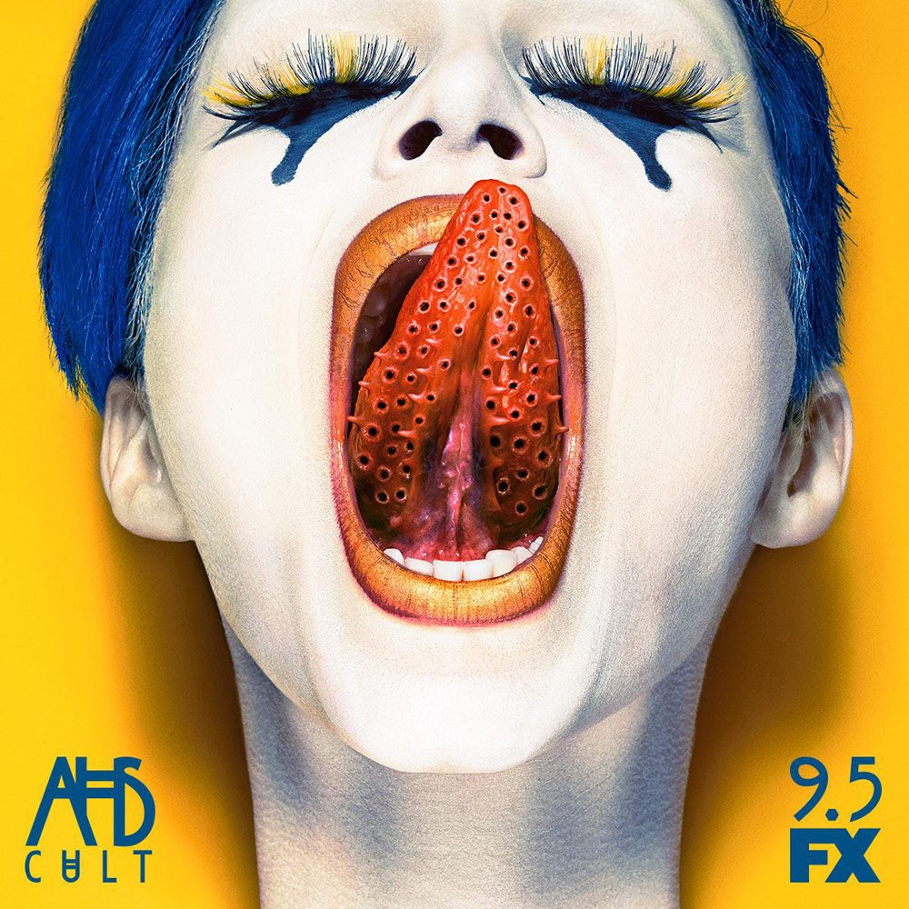 ahscult tongue - Another American Horror Story: Cult Preview Is Here to Torment Your Tuesday