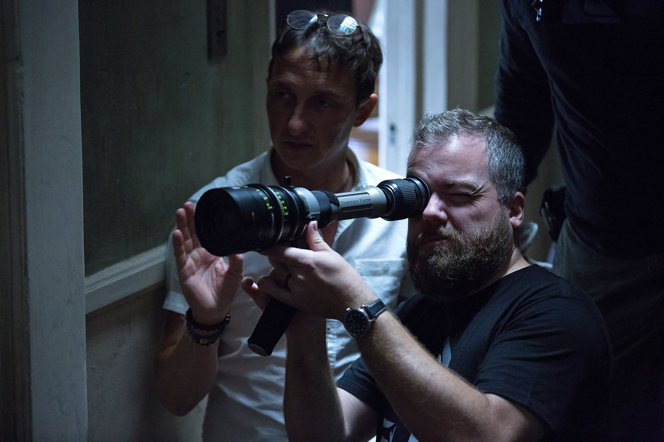 annabellemaxime 1 - Exclusive: Cinematographer Maxime Alexandre on Shooting Annabelle: Creation, The Nun, and More!