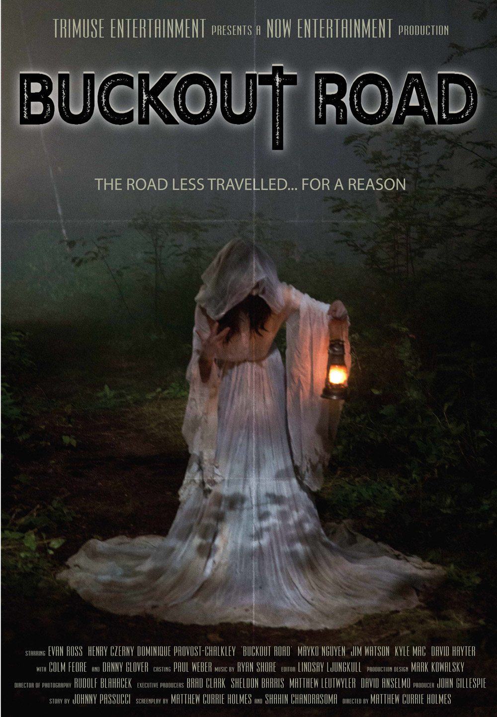 buckout road - Matthew Currie Holmes' Buckout Road - Poster and Trailer Premiere