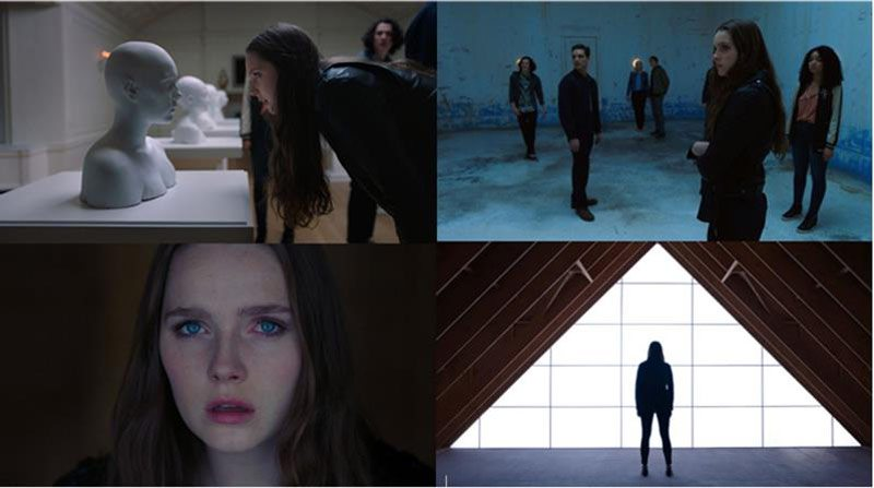 channel zero no end house collage - New Trailer Takes Us Inside the Rooms of Channel Zero: No-End House; Premiere Date Revealed!
