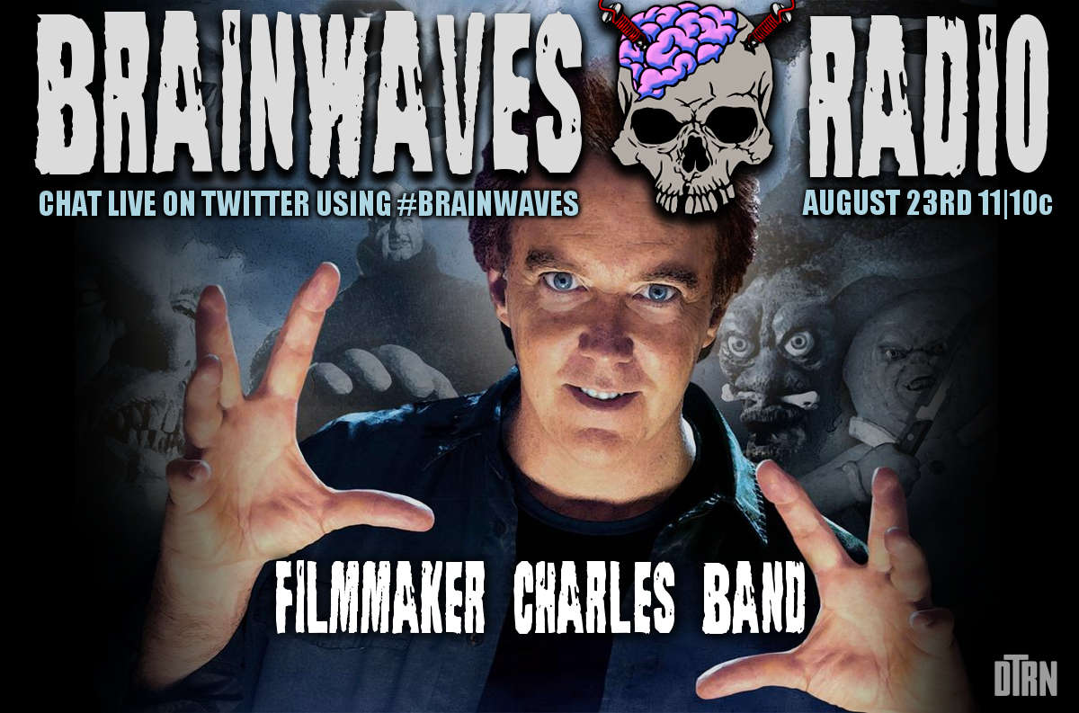 charles band brainwaves - #Brainwaves Episode 56: Full Moon's Charles Band - LISTEN NOW!