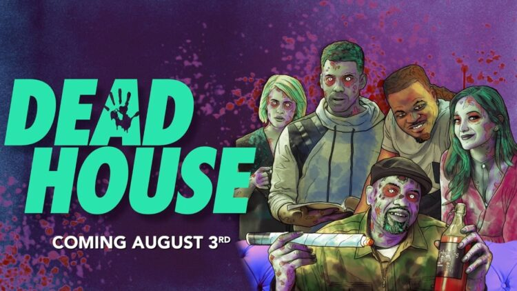 deadhousebanner 750x422 - Exclusive: King Bach Brings Zombie Reality to Life in Dead House