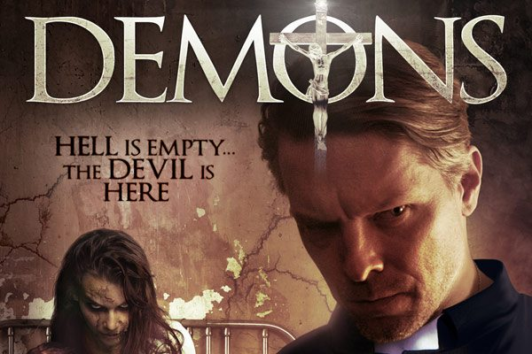 demons newkeyart s - Miles Doleac's Demons Conjures Up a Release Date, New Trailer, and More!