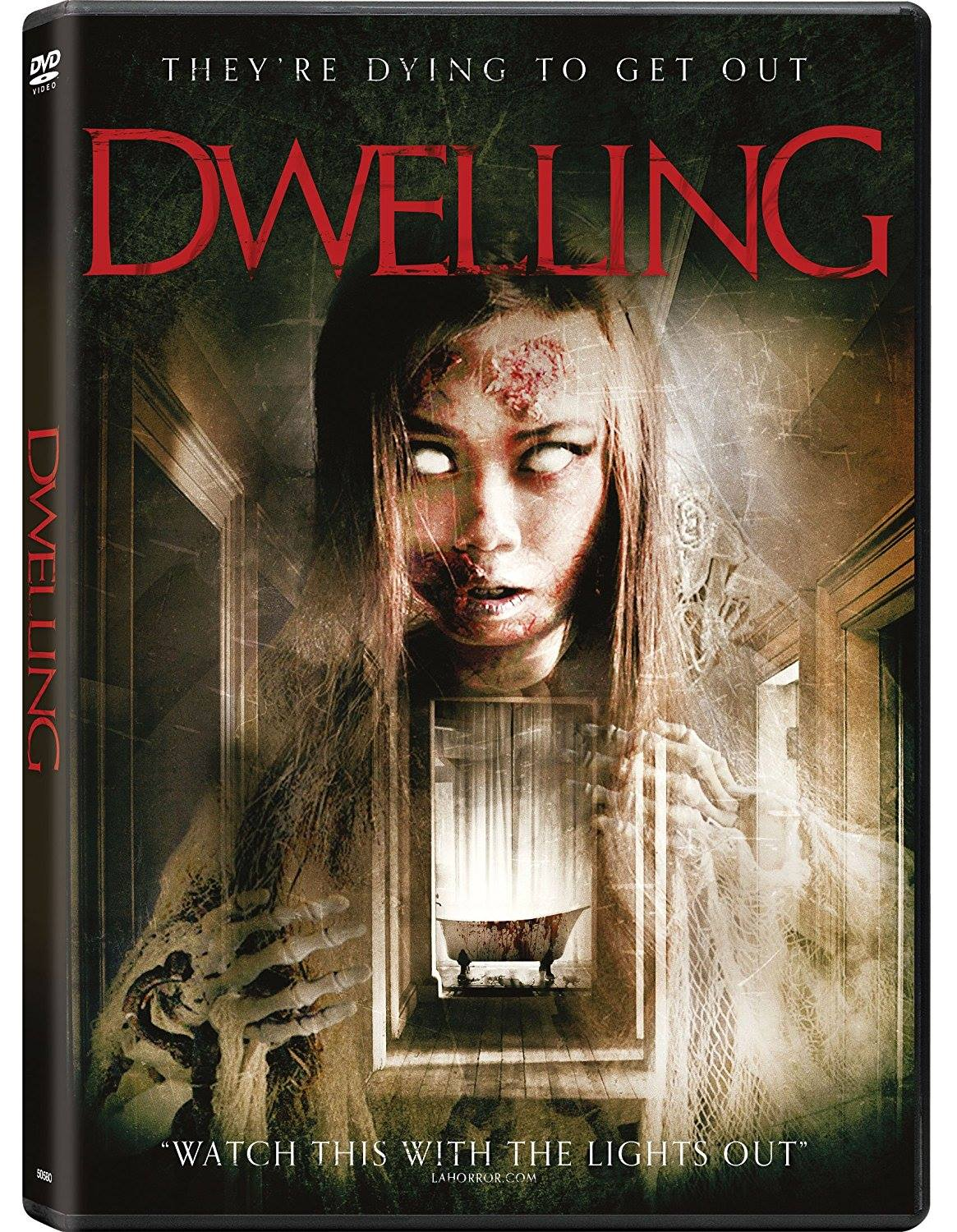 dwellingdvdcover - Kyle Mecca's Dwelling Gets Release Date