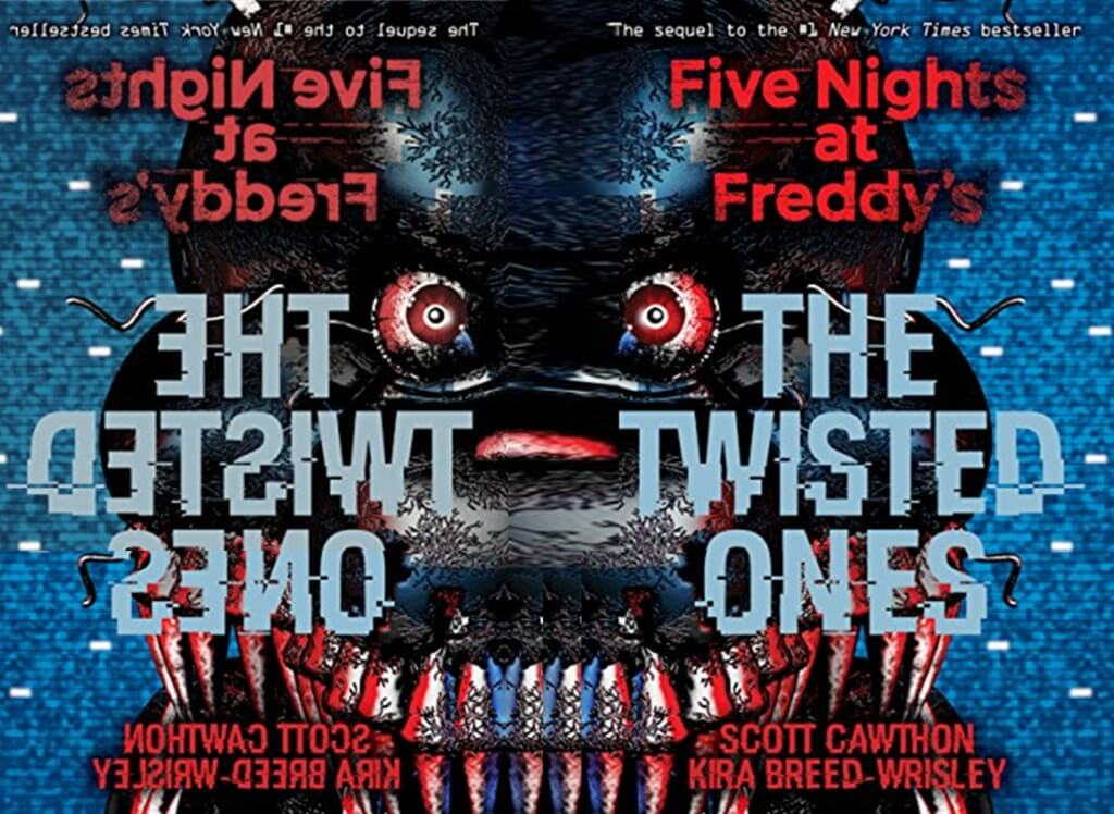 five nights at freddys the twisted ones 1 - Five Nights at Freddy's Returns to Bookstores with The Twisted Ones
