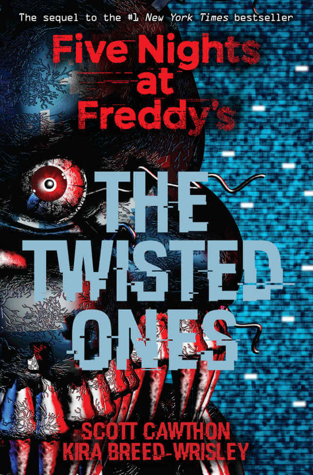 five nights at freddys the twisted ones cover2 1 - Five Nights at Freddy's Returns to Bookstores with The Twisted Ones