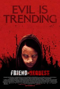 friend request poster 203x300 - Foywonder's Best Horror Films of 2017