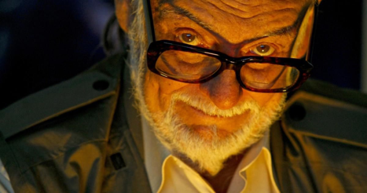 george romero - Elegy - Memories of George