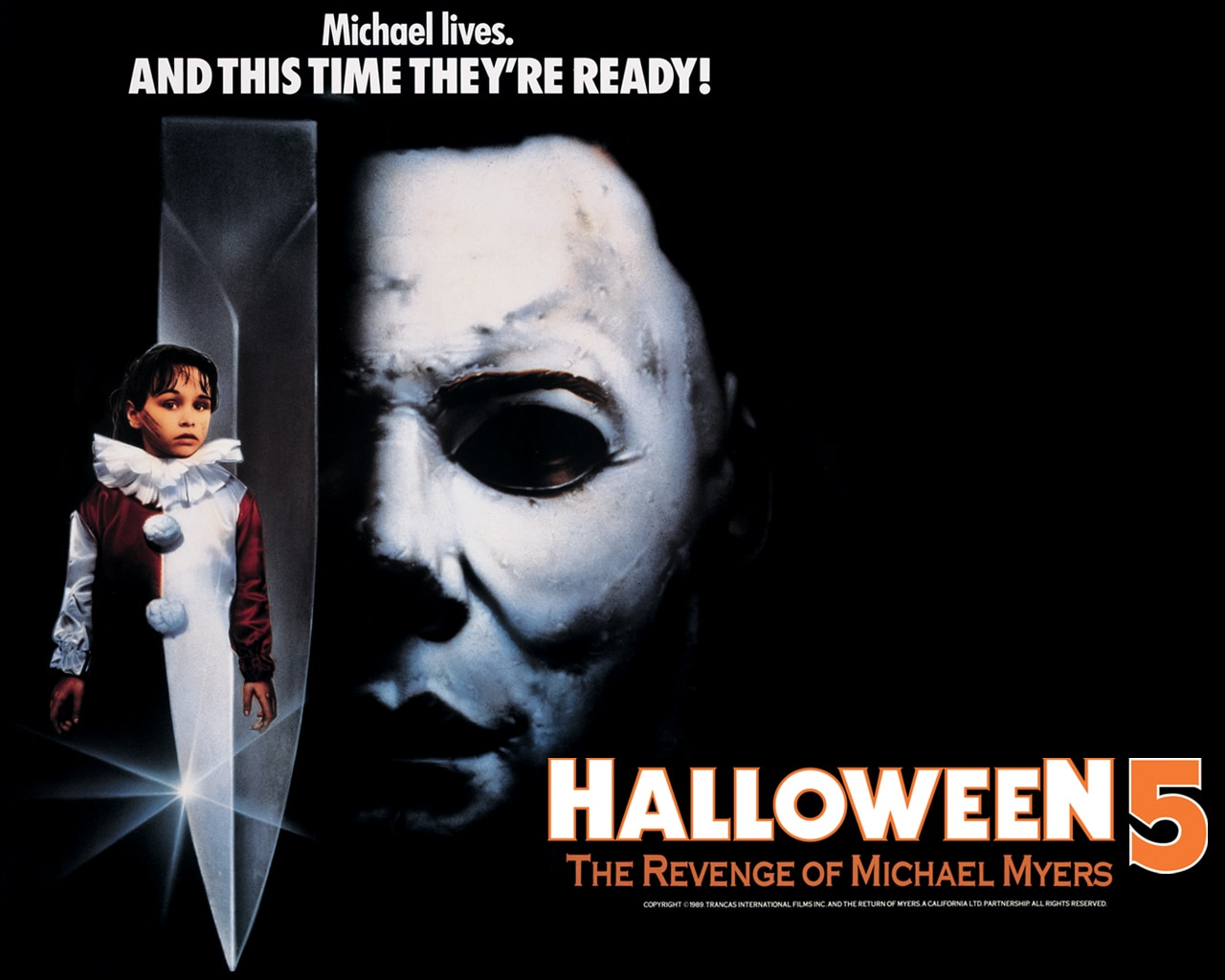 halloween 5 the revenge of michael myers 116190l - Interview: Robert Harders' Original Pitch for Halloween 5