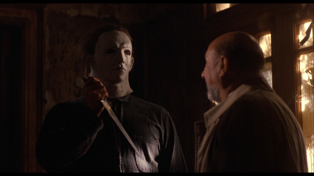 halloween 5 - Interview: Robert Harders' Original Pitch for Halloween 5
