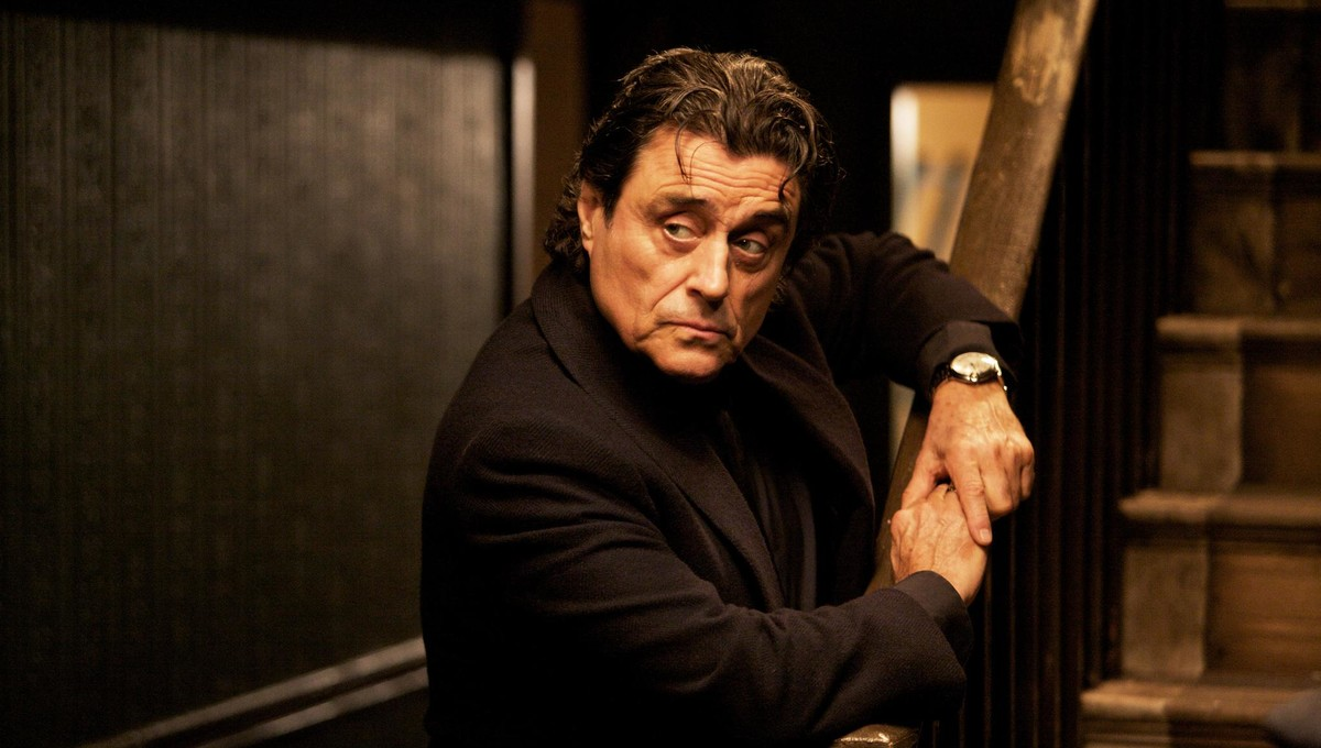 Ian Mcshane Has Joined The Cast Of The New Hellboy Dread Central