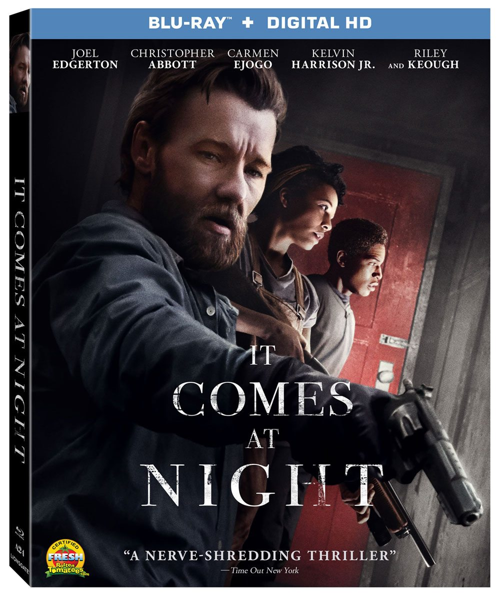 it comes at night blu ray - It Comes At Night on Home Video