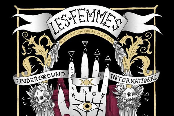 lefuff art s - 2nd Annual Les Femmes Underground International Film Fest Casts its Spell on San Diego