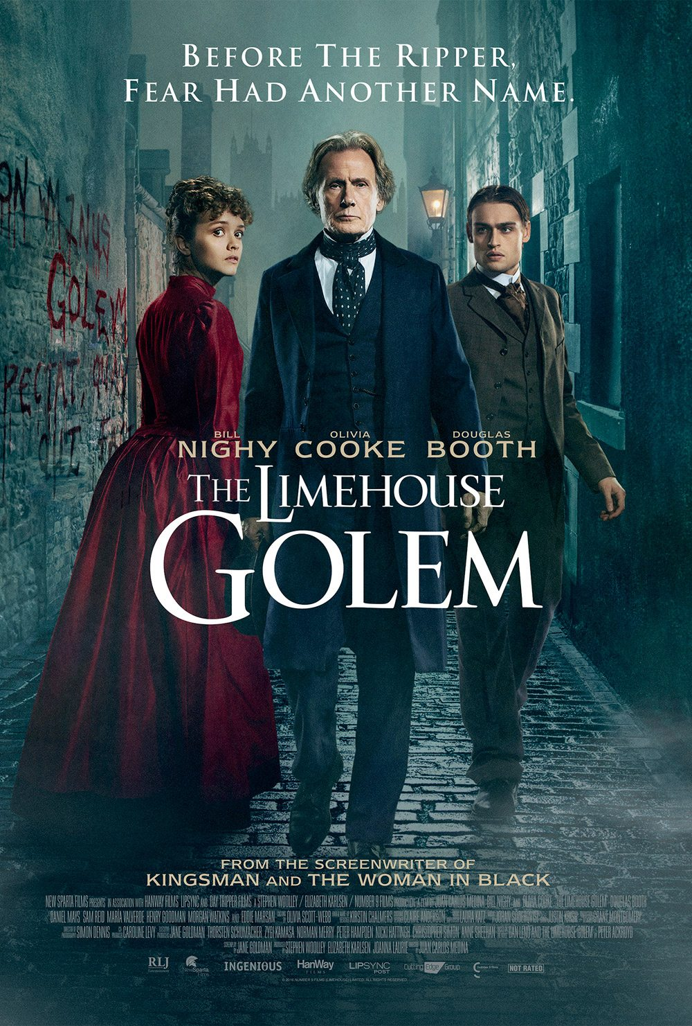 The Limehouse Golem Carves Out an Image Gallery; Arrives ...