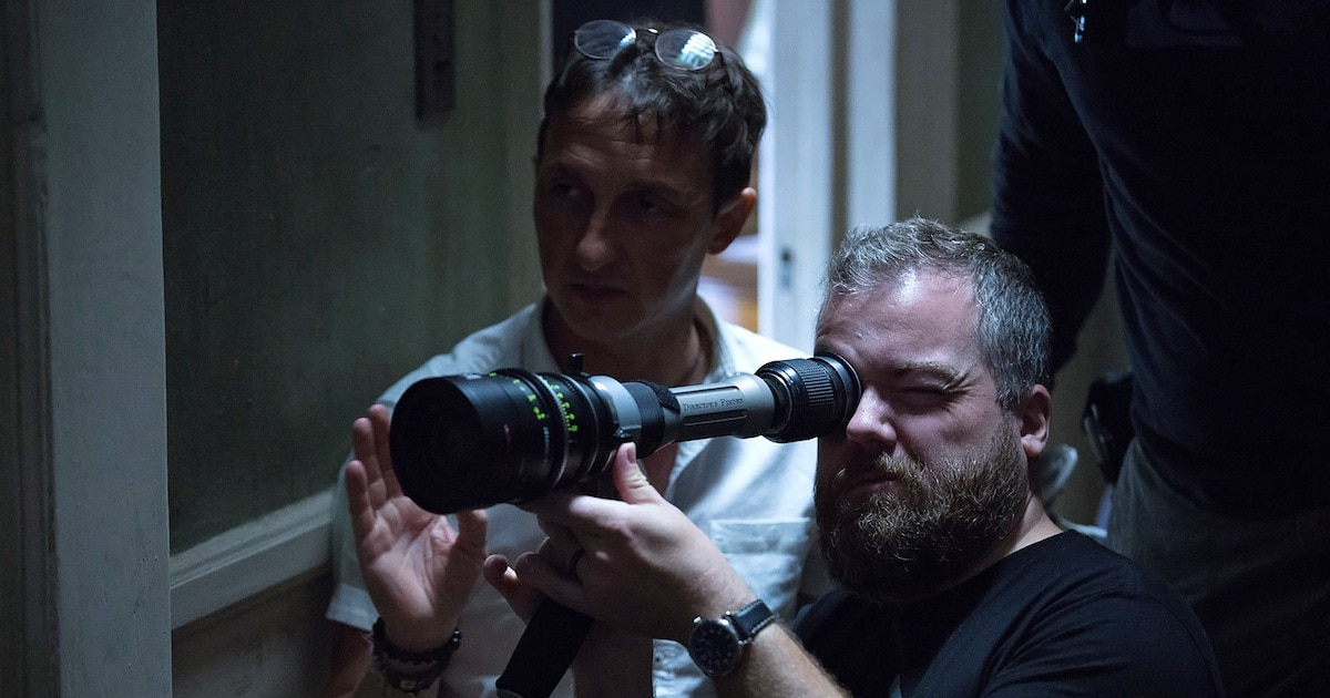 maximeannabellebanner - Exclusive: Cinematographer Maxime Alexandre on Shooting Annabelle: Creation, The Nun, and More!