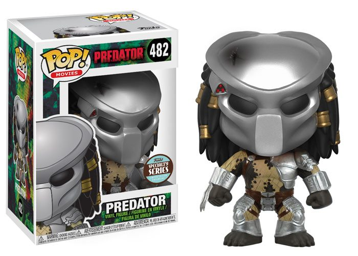 Funko Adds The Masked Predator To Its Specialty Series