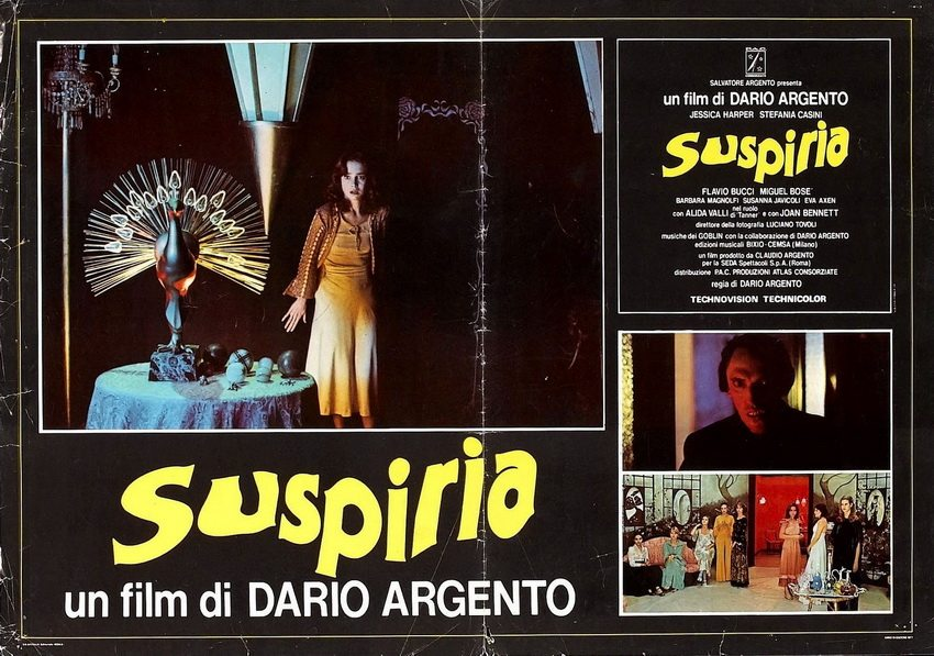 suspiria 4 - Beginning My Love Affair with Italian Genre Cinema: 40 Years of Dario Argento's Suspiria (1977)