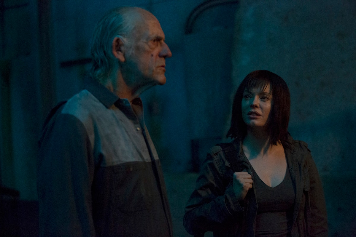 thesound Lioyd McGowan The Sound 2 - Rose McGowan Studies the Paranormal in The Sound