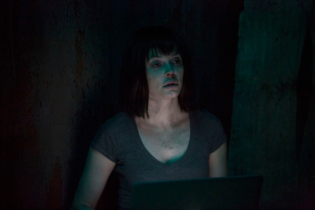 thesound McGowan The Sound 16 - Rose McGowan Studies the Paranormal in The Sound