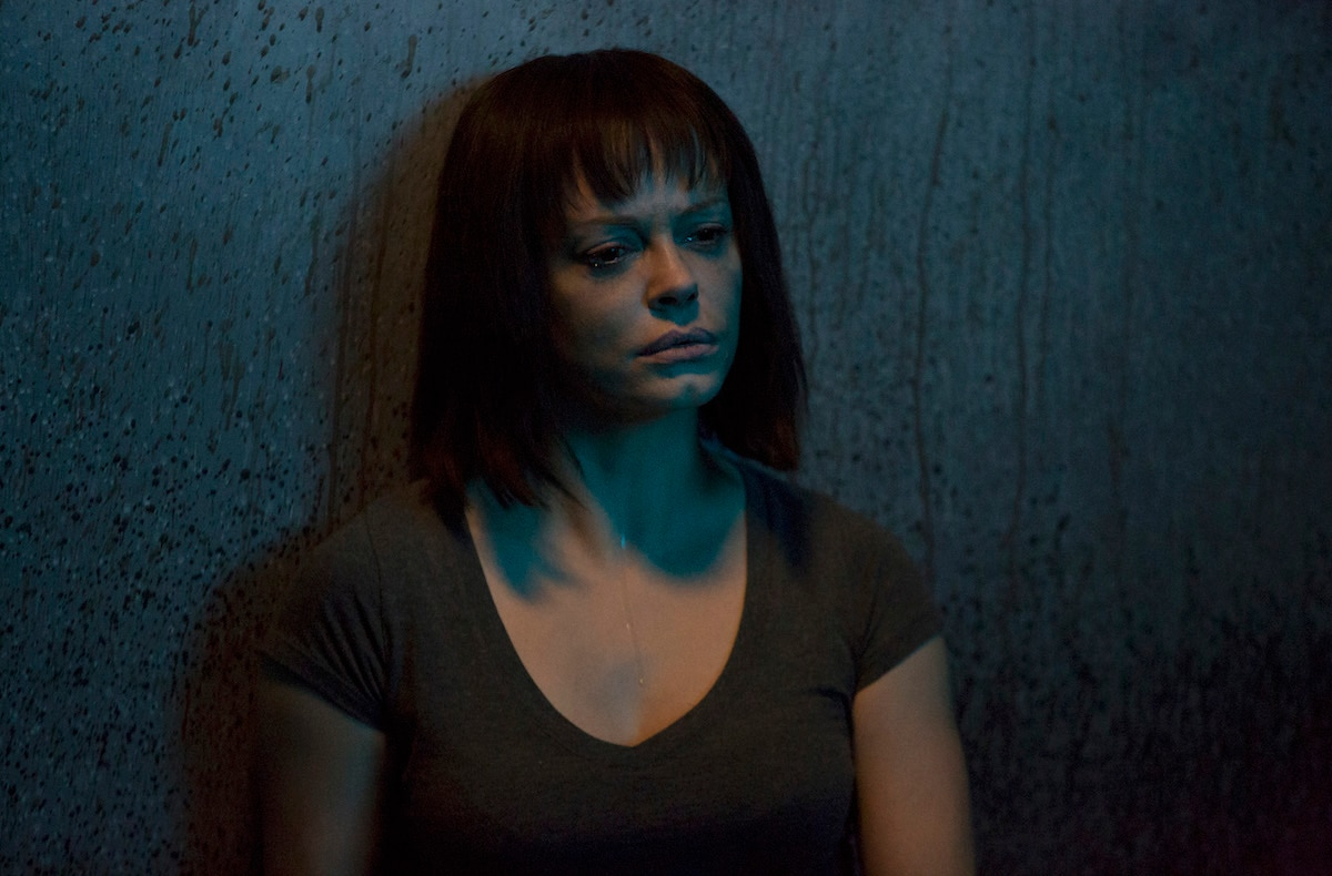 thesound McGowan The Sound 4 - Rose McGowan Studies the Paranormal in The Sound