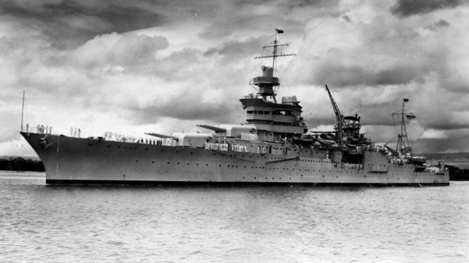 ussindianapolisreal banner - The U.S.S. Indianapolis Has Been Found After 72 Years