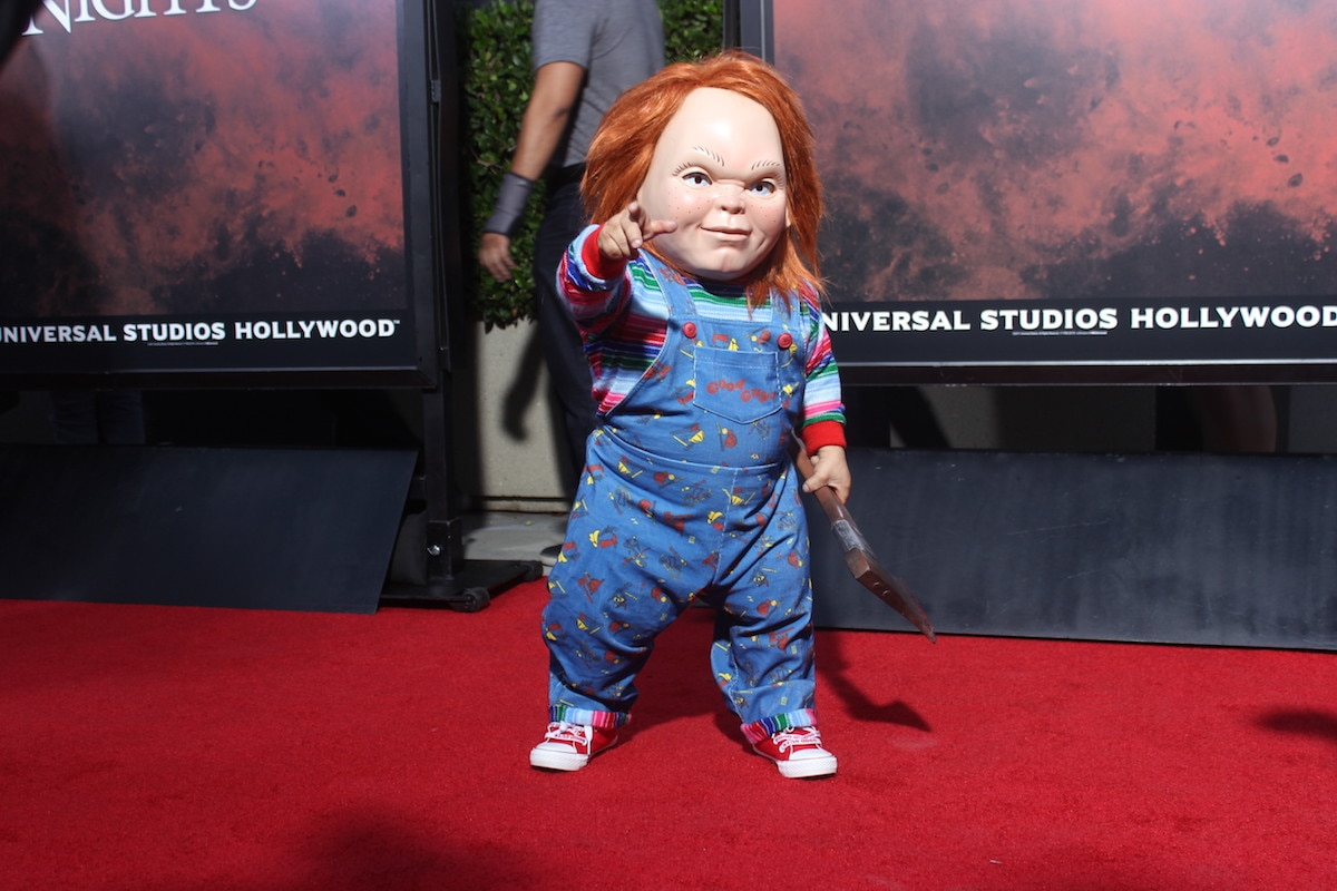 1hhnhollywood2017 Chucky - Halloween Horror Nights Hollywood – Dread Central Attends the Red Carpet Kick-Off; Photo Gallery