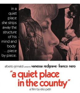 A Quiet Place In The Country 1970 260x300 - DVD and Blu-ray Releases: September 26, 2017
