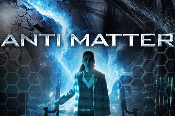 ANTI MATTER Alt poster s - Alternate Anti Matter Poster Brings Science and Hell Together