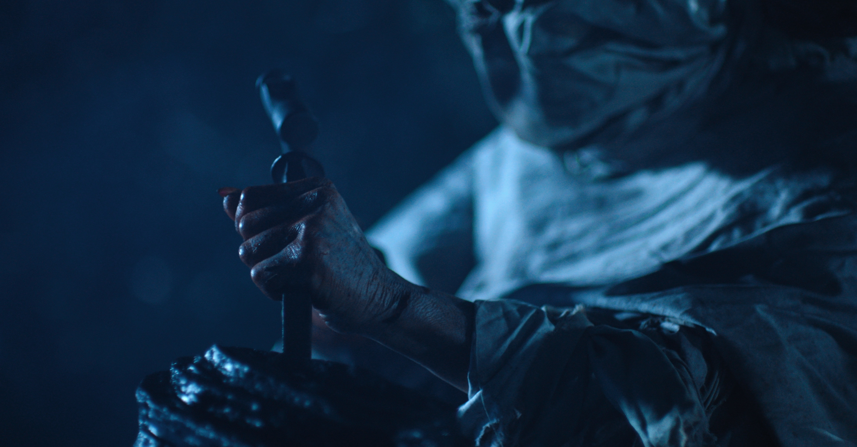 APPLECART crone01 - Fantastic Fest 2017: AJ Bowen, Barbara Crampton, and Brea Grant Bring Frigid Terror in Applecart Teaser