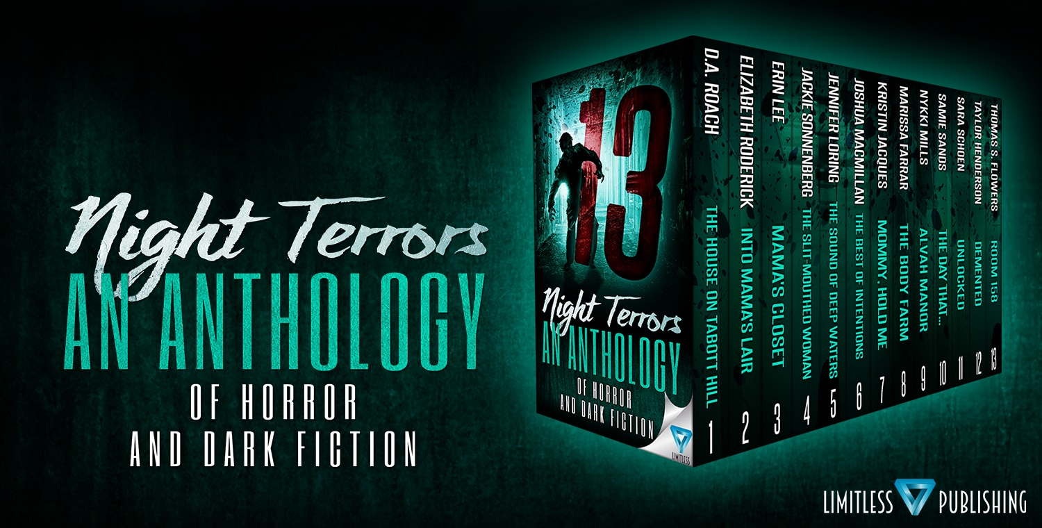 Banner 1500x760 - 13: Night Terrors - An Anthology of Horror and Dark  Fiction Now