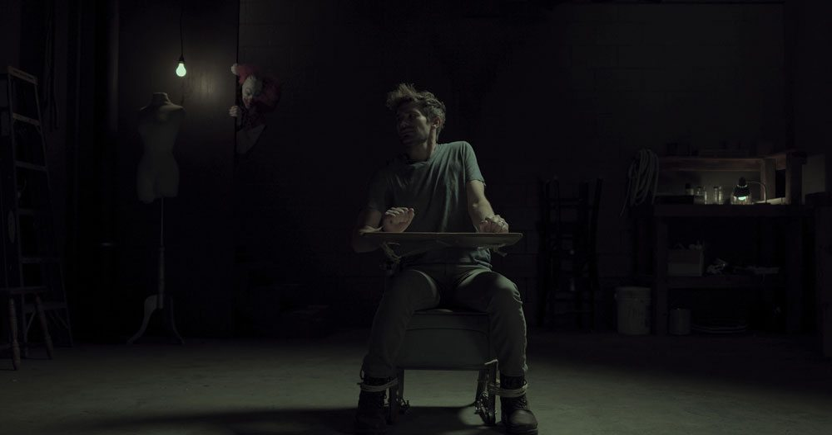 Basement 2 - Peek Into The Basement Trailer